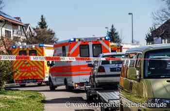 Verbrechen in Holzgerlingen - Drei Leichen entdeckt – Polizei vermutet Tötungsdelikt - Stuttgarter Nachrichten