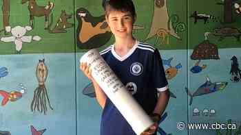 Student stashes time capsule for future kids to learn about life during a pandemic