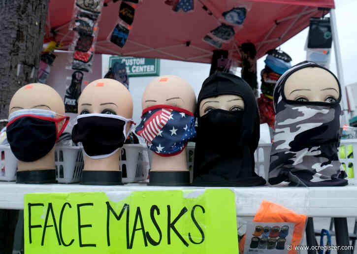 'I refuse to bow to anybody': Rural California defies Gov. Newsom's order to wear masks