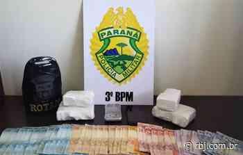 Polícia Militar faz apreensão de cocaína em Pato Branco - RBJ