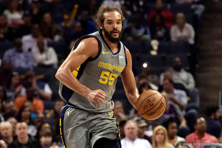 Clippers sign Joakim Noah for restart with an option for next season