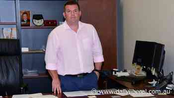 Dubbo MP Dugald Saunders says he's still lobbying for drug court funding - Daily Liberal