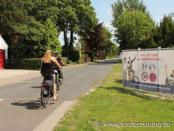Viele Minimaßnahmen bei Auricher Radwegen - Emder Zeitung