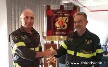 Vigili del fuoco: Manselli lascia Oristano, al suo posto Sassu - LinkOristano.it - Linkoristano.it