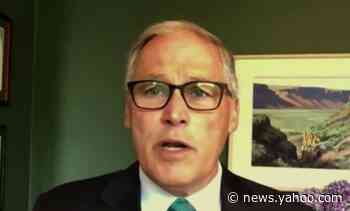 "Transcript: Jay Inslee on ""Face the Nation"""