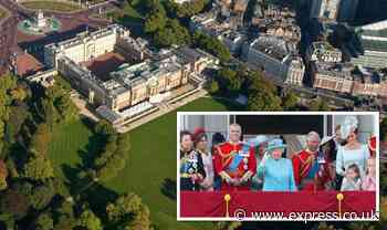 Royal fears: Buckingham Palace may NEVER be safe for monarch to live in again - Express