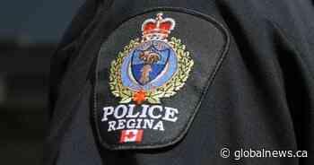 Regina man walking around with 'large knife' facing weapons trafficking charges