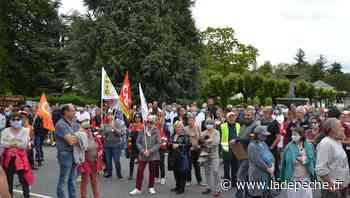 Lannemezan. Une forte mobilisation pour l'hôpital public - LaDepeche.fr