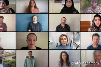 Amanda Seyfried And Thomas Sadoski Discuss Why They Support War Child's COVID-19 Initiative - ETCanada.com