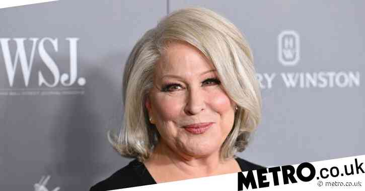 Bette Midler on the possibility of touring again: 'The spirit is willing but the flesh is weak'