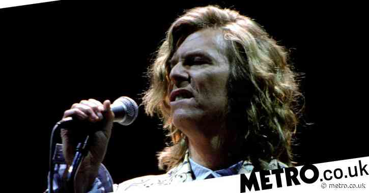 What time is David Bowie's Glastonbury set on BBC Two and when did he play the festival?
