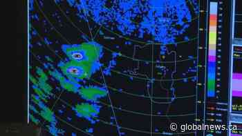 Busy weekend for Alberta Hail Suppression Project