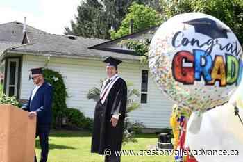 'A tremendous day': BC autistic grad gets dream ceremony – Creston Valley Advance - Creston Valley Advance