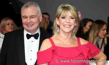 Eamonn Holmes' anniversary cake for Ruth Langsford has to be seen to be believed