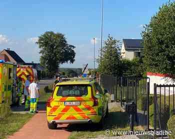 Motorrijder overleden na verkeersongeval in As (As) - Het Nieuwsblad