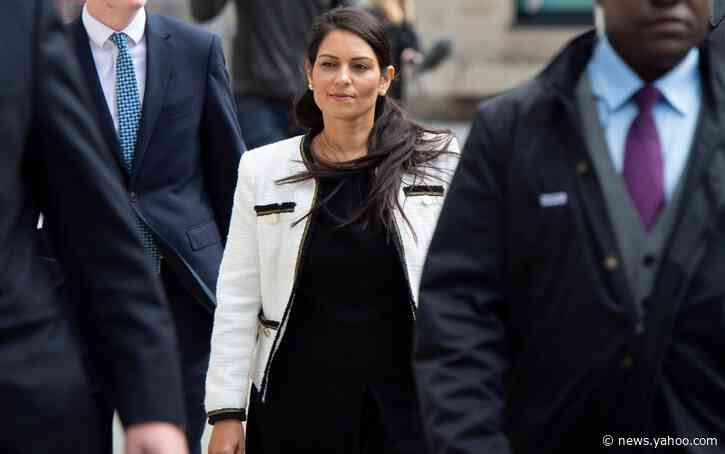 Priti Patel says Labour MPs who accused her of 'gaslighting black people' were being racist