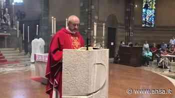 Gemelli uccisi nel Lecchese, le parole del parroco di Gessate rivolte ad Elena e Diego - Italia - Agenzia ANSA