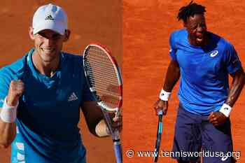 Gael Monfils pulls out of Dominic Thiem's exhibition event. Here is why... - Tennis World USA
