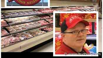 Essential Worker of the Day: Meat manager Victor Lalonde