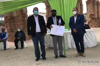 Chiclayo: reconocen a Zaña como Distrito Afroperuano del Bicentenario - Agencia Andina