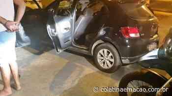 PRF prende em Linhares motorista alcoolizado e sem CNH que causou acidente com óbito e fugiu - Colatina em Ação