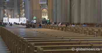 Coronavirus: Churches across Quebec opening for first time since March