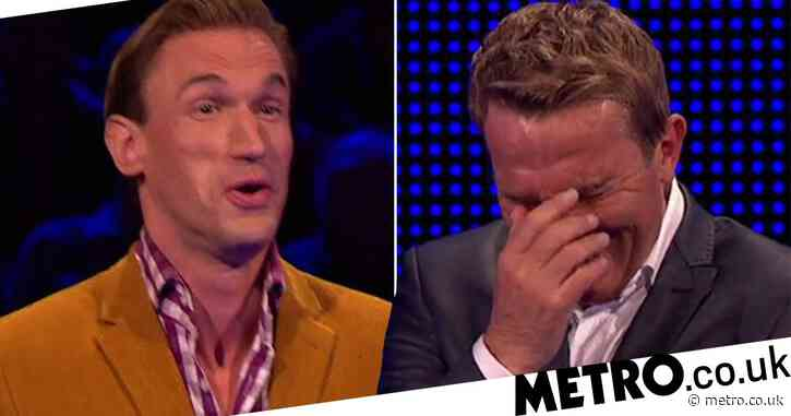 The Chase's Bradley Walsh baffled after Dr Christian Jessen freezes during quick-fire question round: 'I've never seen that before'