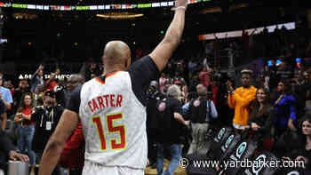 Hawks owner Tony Ressler honors Vince Carter with full-page ad