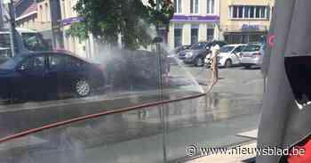 Horecazaken moeten terras sluiten door stofwolk (Ninove) - Het Nieuwsblad