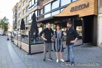 Restaurant ging met vertraging open maar nu beleeft Just M topdagen - Het Nieuwsblad
