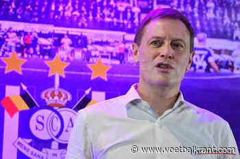 Karel VAn Eetvelt wil Anderlecht meer laten evolueren - Voetbalnieuws - Voetbalkrant.com