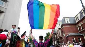 Toronto celebrates Pride weekend with virtual parade, rally against anti-Black racism
