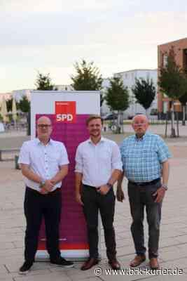 SPD Nidderau nominiert Lennard Oehl für den Bundestag • Nidderau - Bruchköbeler Kurier