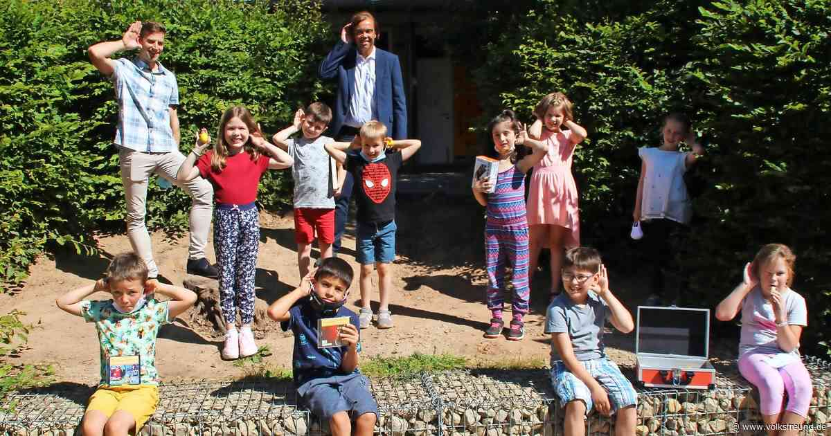Ohrenspitzer-Hörkoffer für Grundschule Kordel - Trierischer Volksfreund