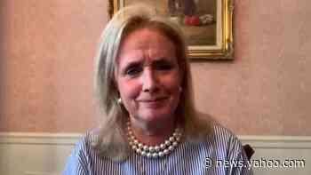 Rep. Dingell on Biden's big lead over Trump in battleground states