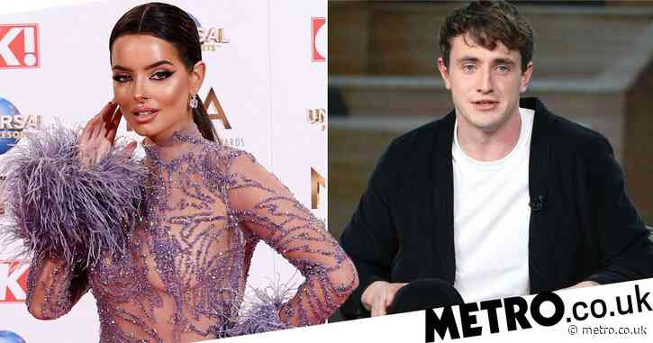 Love Island's Maura Higgins latest star thirsty for Normal People's Paul Mescal: 'He is so fit'