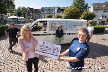 Westerwald Bank Filiale Selters spendet 500 Euro an Jugendkirche - WW-Kurier - Internetzeitung für den Westerwaldkreis