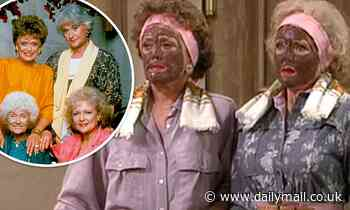 The Golden Girls episodes removed from Hulu for blackface joke