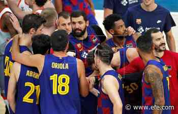 98-84. El Barça desborda al San Pablo Burgos y jugará la final - Agencia EFE
