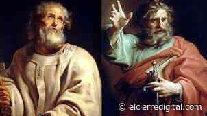 Aunque la Iglesia Católica lo silenció: San Pedro y San Pablo estuvieron casados y tuvieron hijos - El Cierre Digital