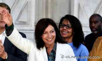 Greens surge in French local elections as Anne Hidalgo holds Paris