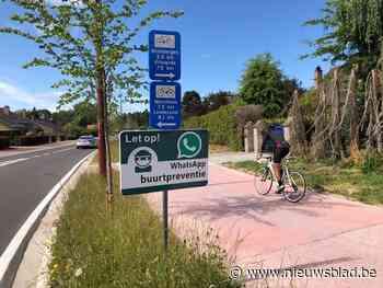 Borden langs nieuwe fietssnelweg sturen fietsers verkeerde kant op