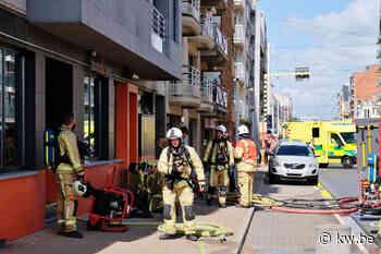 Frietketel veroorzaakt uitslaande keukenbrand bij restaurant 'Peper en Zout' in Oostduinkerke