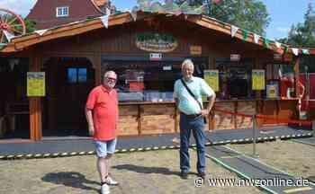 Buden In Delmenhorst: Schausteller öffnen Sommerwiese - Nordwest-Zeitung