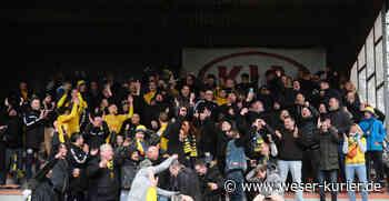 SV Atlas Delmenhorst steigt in die Regionalliga auf - WESER-KURIER
