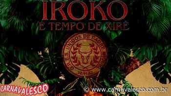 Unidos de Padre Miguel 2021: samba da parceria de Samir Trindade - Carnavalesco