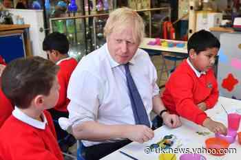 Boris Johnson Announces Ten-Year Schools Rebuilding Plan With £1bn Investment