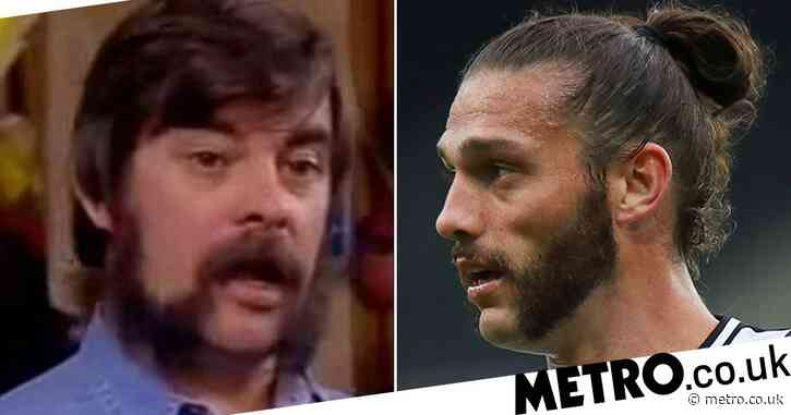 Byker Grove's Geoff proves to be fashion inspo for Newcastle United's Andy Carroll to delight of 90s kids everywhere