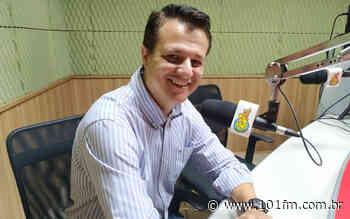 Professor Emerson (PATRIOTA) confirma sua pré-candidatura a prefeito de Jaboticabal nas Eleições 2020 - Rádio 101FM