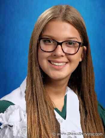 Val Caron student an inspiring leader - The Sudbury Star